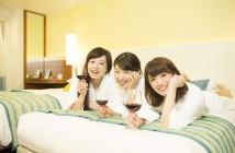 ホテル女子会