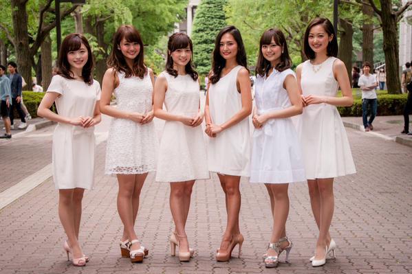 ミス青山コンテスト2015